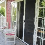 Room 13 deck