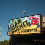 Clam Bucket Restaurant Foto