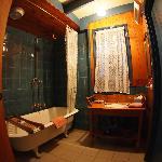 nice style bathroom