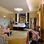 Maharani Suite - Bedroom