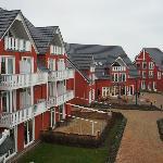 Strandhafer Aparthotel Foto