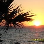 More sunset at Calis Beach