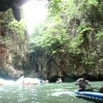 Sea Cave.