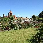 Manor grounds