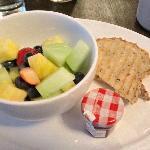 Complimentary $15 breakfast