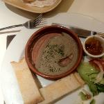 Chicken and Liver pate