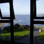 Galway Bay from our room