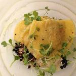 Paradyskloof mushroom tortellini