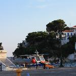 old harbour SKiathos Town