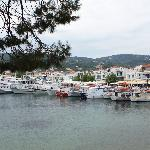 Old Harbour, Skiathos Town