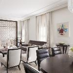 Rosewood Suite Living Room