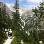 Dolomite Hiker