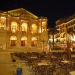 L'Opéra de nuit