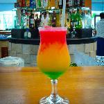 Riviera Maya signature drink! Sweet and Tasty