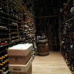 Wine cellar!