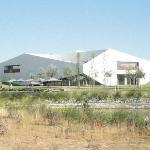 moderne grosszügige Architektur mitten im Rebberg