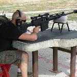 """Bushmaster at 460 yards - """"fire in the hole"""""""