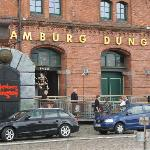 Hamburg Dungeon Foto
