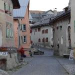 Quaint Guarda streets