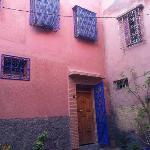 Dar Tiflet front door