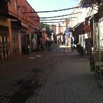 Dar Tiflet street