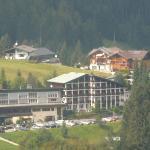 Hotel Erlebach von der Kanzelwand kommend