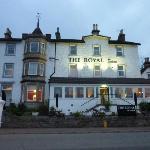 Evening at The Royal an Lochan