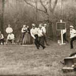 Greenbush Dead Citys Vintage Base Ball, playing by the rules of 1860