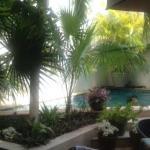 Casa Sirena Courtyard