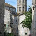 Montcuq, the village