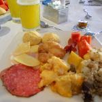 yummi & healthy breakfast