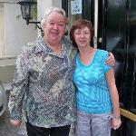 """Toni (on right) - Our """"Killarney Angel"""""""
