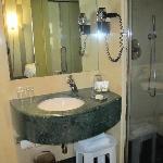 クリーンなバスルーム