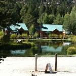 Double Eagle trout pond