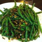 Spicy beans with pork mince