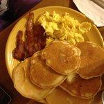 Khristina Pancake breakfast