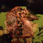 black bass pine nuts