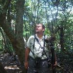 Javier, our guide at Rincon de la Vieja