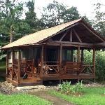 our cabin at Finca La Anita Rainforest Ranch