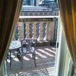 Lovely huge terrace