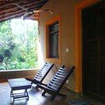 Small Cottage Veranda