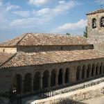 Carabias. Iglesia románica.