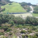 Neu angelegter Sportplatz