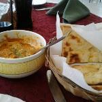Indian menu...
