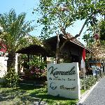 Hotel Kamuela von Aussen