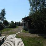 Uuruniemi camping houses