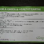 Eco Green Card