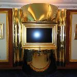 The gold tv