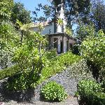 Private chapel in botanical gardens