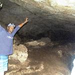 Brent at the Bat Cave